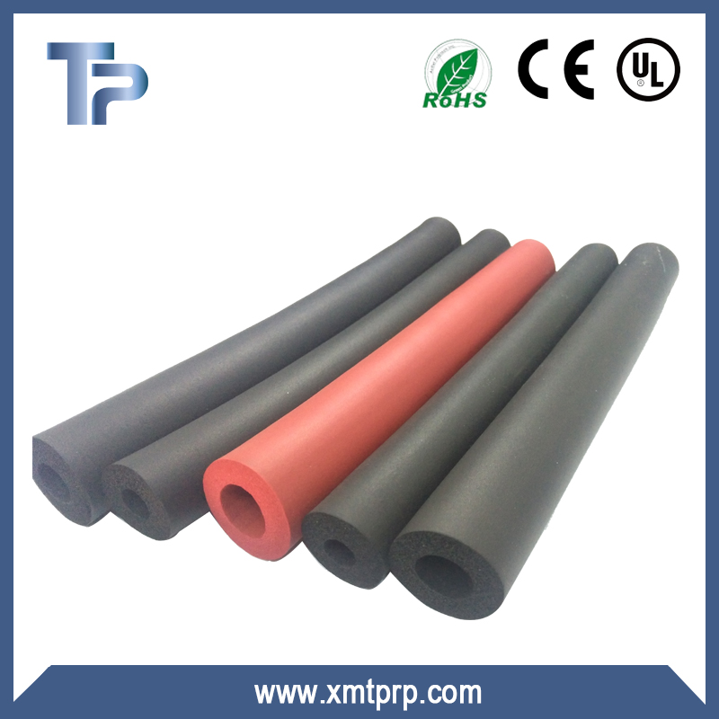 China professional manufacturer Insulation rubber foam pipe/sheet with NBR material for compressor units