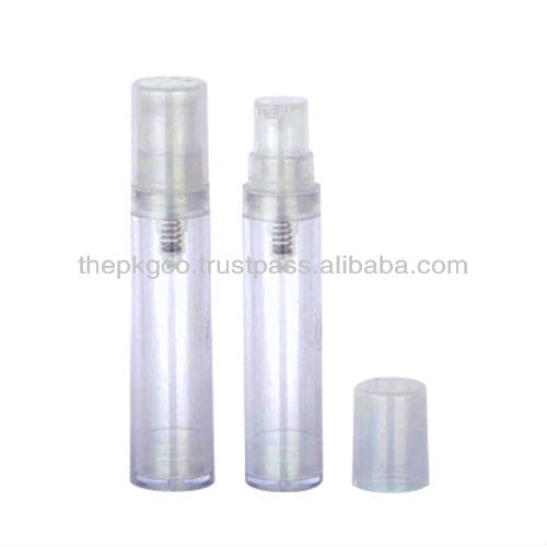 5 and 10ml Small Plastic Airless Bottle (21AB-YH-LP Series)
