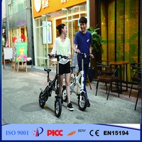 New Brushless Motor and < 25km Per Hour Max Speed folding electric bicycle / ebike / bike