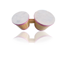 "Bongo 5.5""+4.5"" drum percussion"