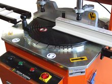 AUTOMATIC PVC ONE HEAD MITRE SAW