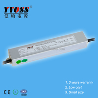 IP67 Waterproof 20W 12v 24v Led