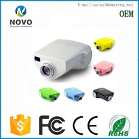 China Colorful Cheaper Good Quality Mini LED 3D Projector
