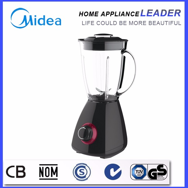 Electric blender motor 1500W electric vegetable chopper blender jug capc.2000CC mini electric blender for CE