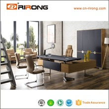 High quality MDF wood 6 feet executive desk factory sell directly (Zhizun series)