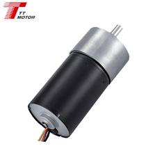 DC Brushless Motor for long tail boat made in China GM37-TEC3650