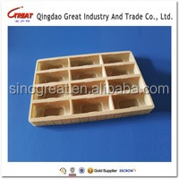 Plastic Beer packaging tray clamshell bilster packaging tray
