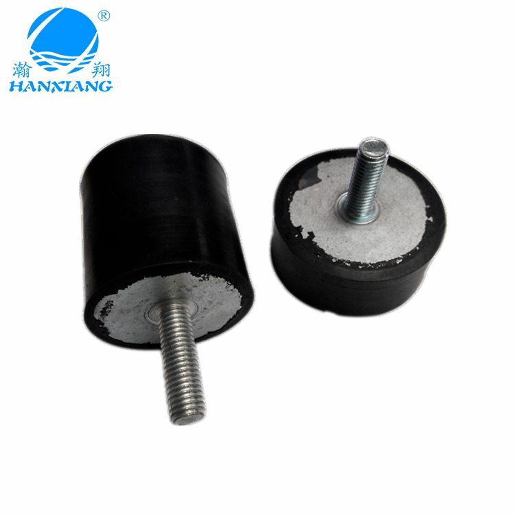 Durable wholesale rubber/mount vibration isolator rubber shock absorber rubber/silicone vibration dampers female