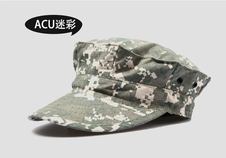 Mens fashion military tactical camouflage cap hat 2016 new design