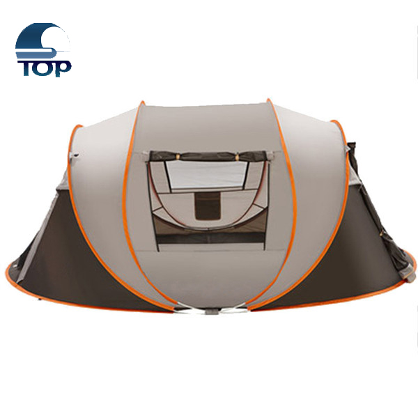 Camping Tunnel tent 3 to 4person Outdoor for the 2016 big promotion