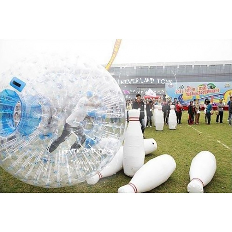 Crazy Fun Roller Led Jumping Cheap Bumper Bouncing Self Clear Large Roll Inside Giant Walking Inflatable Water Ball