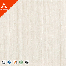 Competitive price 600 x 600mm 16x16 ceramic wood tile yellows / golds glazed ceramic floor tile