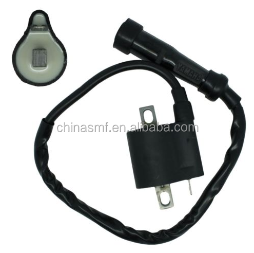 SMF Ignition Coil fit for Yamaha Grizzly YFM660 ATV