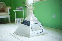Love Tree Blue Star Pet Tent Play Teepee Dog/cat play house
