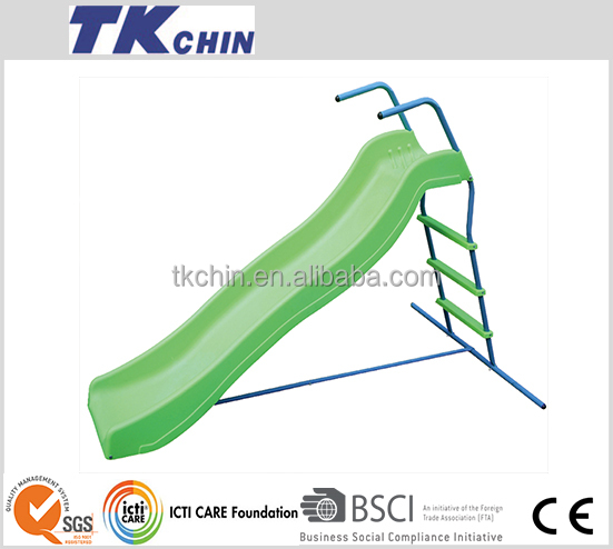 CE certificated high quality baby slide and swing chute for kids