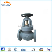 JIS 5K DN50 Cast Iron Globe Foot Valve with cheap price