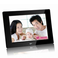 10 inch screen photo display Support SD MMC MS Card and USB Digital Picture Frame