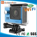Newest hot sale 2.0 inch waterproof wifi H9 4K ACTION CAMERA