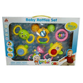 Big promotion!Baby rattles new plastic baby rattle toy