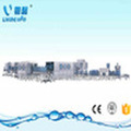 Small semi-automatic 5 gallon drinking pure water treatment production lines