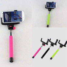 2014 Mobile Phone Monopod Tourist Holder Monopod for Camera, Ipad Monopod for Mobile Phone With Many Colours