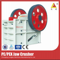PE 250x400 Small Size Jaw Crusher
