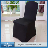 Durable Black Disposable Shrink Resistant Spandex
