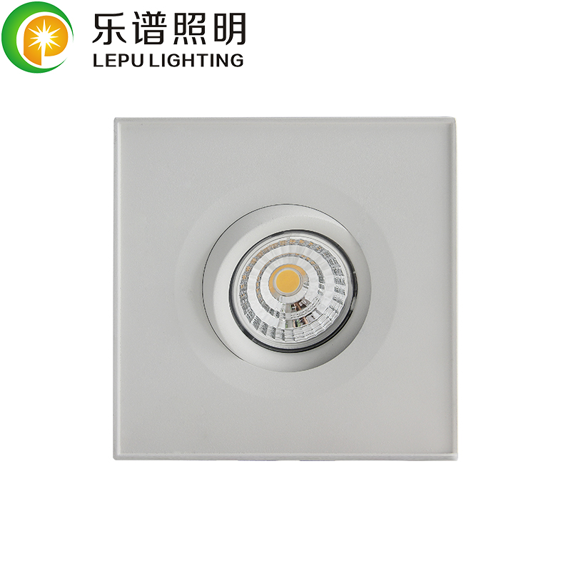 2018 new gyro round double head 9w led cob surface downlight CCT 2000-2800K with cri>92 commercial recessed ip44