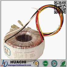 China Electrical Equipment and Customized 28V Round Transformer and Toroidal Transformer