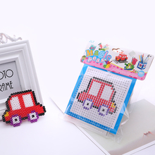 Direct selling car hama perler beads kids fashion funny beads custom plastic beads