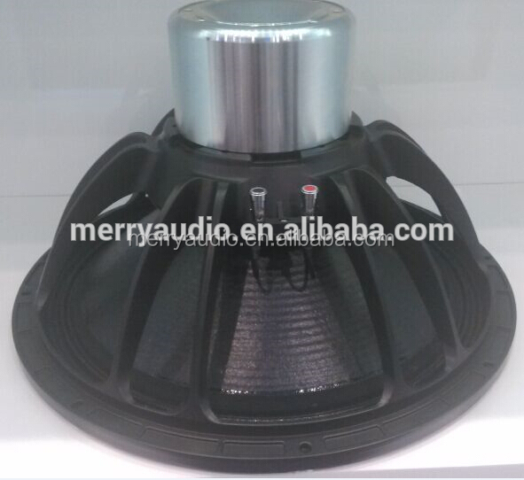 1500W RMS 18 inch subwoofer box design, speakers subwoofer for outdoor stage