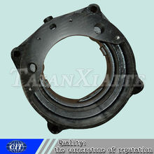 agricultural machinery spare parts wheel disc ductile lron