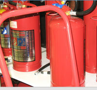Dry Powder Fire Extinguisher South American Type