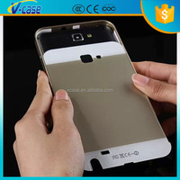 VCASE Metal aluminum bumper phone case cover for samsung galaxy note gt-n7000