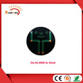 Dia 45mm 2v 35mA Lawn Lamp Mini Solar Panel