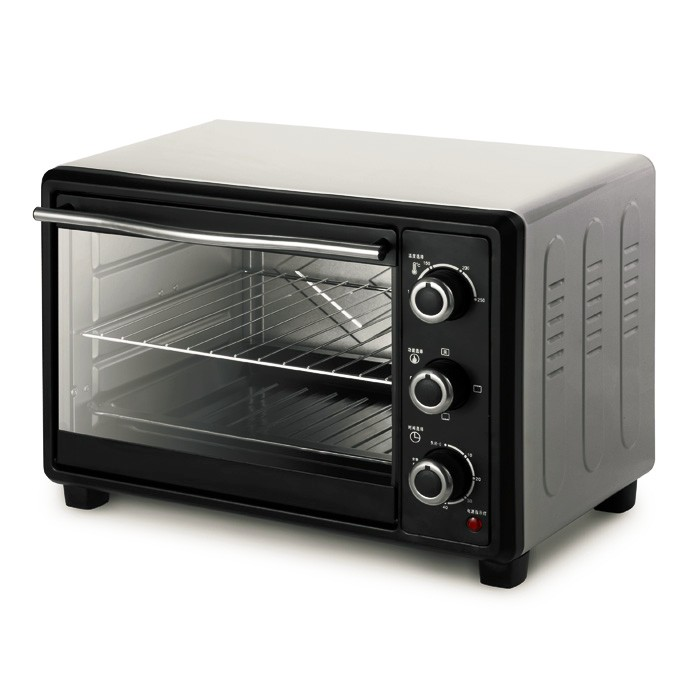 25L New design cheap desktop electric oven 110V