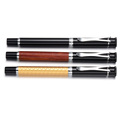 New arrival customized heavy metal and wood material gift promotional fountain pen