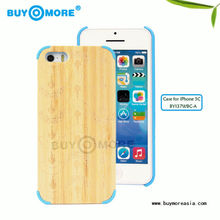 beautiful designs wood case for iphone 5c wooden back cover hard case