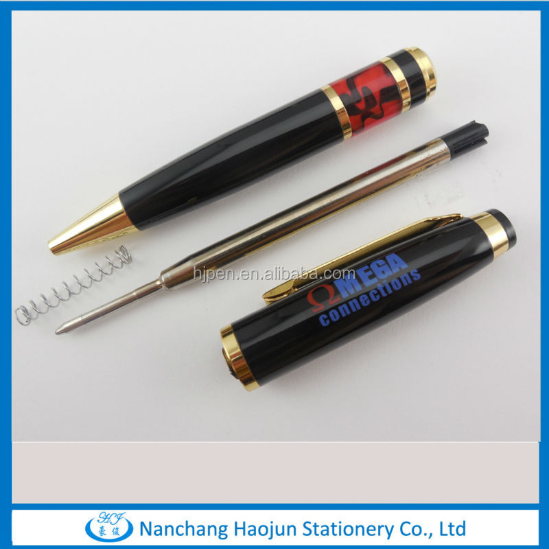 2014 hot sale slim metal pen of metal stylus pen for 3ds