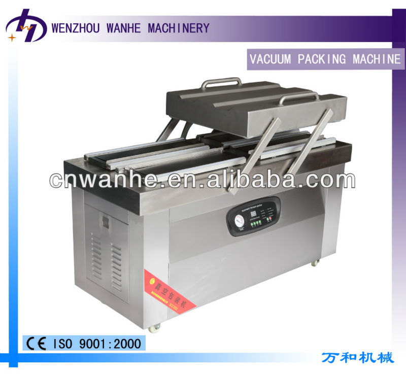 DZ(Q)-400/2SB Automatic vacuum sealer for meat packing