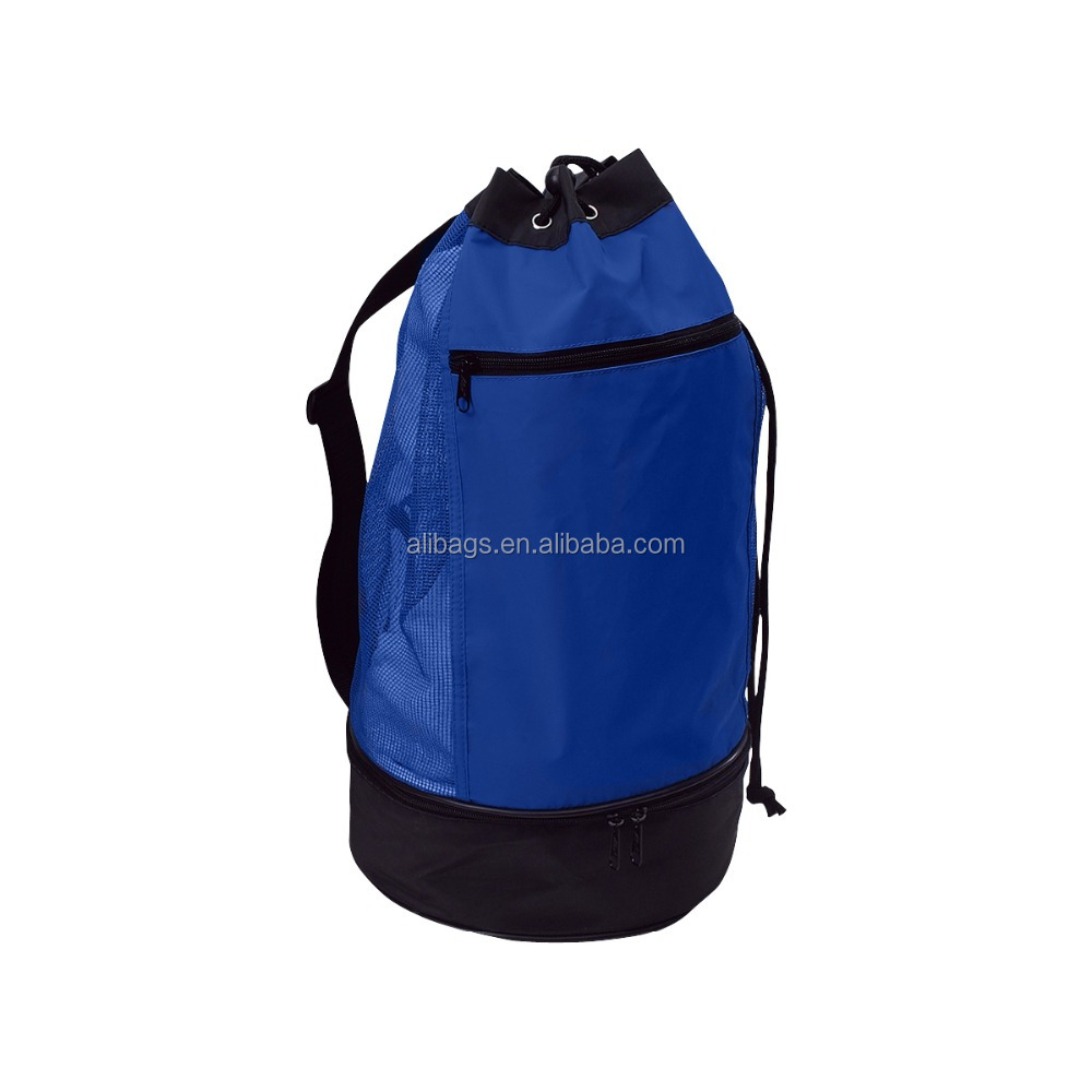 Beach Bag With Insulated Lower Compartment cooler bag