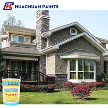 Hot selling water proof elastic emulsion coating for building exterior wall