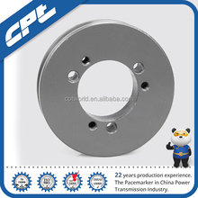 Factory supply steel pulley wheel with high performance