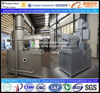 WFS-150 Model 100~150kg/cycle Hospital Center Use Infectious Hazardous Waste Incinerator