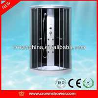 tempered glass bathroom shower enclosure,shower cabin,shower room High quality decorative pvc wall panel