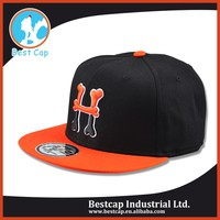 Top quality large cap and hat custom snapback
