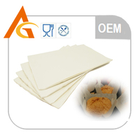 canton greaseproof paper baking stocklot for packaging