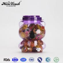 Health snacks food type halal assorted fruit juice jelly mini gummy candy