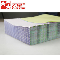 T-Star Colored Computer Printing Copy Paper for Home, School, Office, OEM Supplier