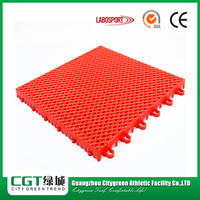 Portable badminton court mat carpet flooring material